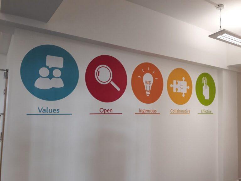 Bristol Wall Graphics